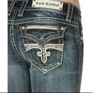 "New Rock Revival Jeans ""Celine"""